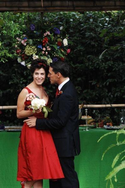 Cecilia Dazzi e Yari Gugliucci in una scena del film Yari Gugliucci