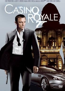 La copertina DVD di Casino Royale
