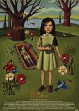 La copertina DVD di H2Odio