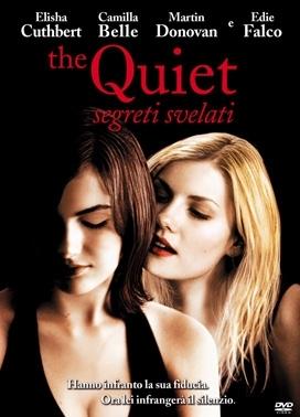 La copertina DVD di The Quiet - Segreti svelati