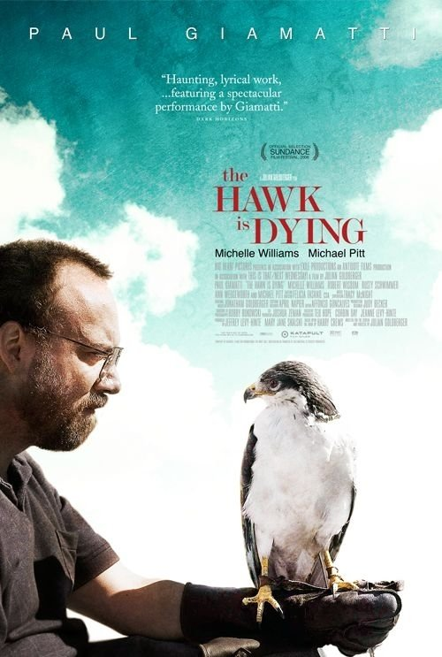La locandina di The Hawk is Dying