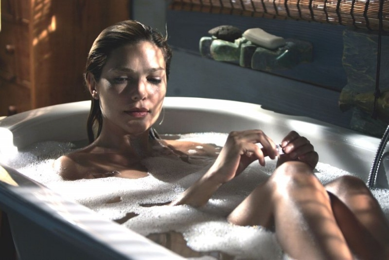 Laura Harring in una scena del film Ghost Son