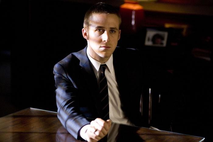 Ryan Gosling in una sequenza del film Fracture