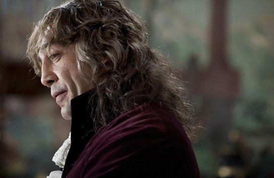 Javier Bardem in una scena del dramma L'ultimo inquisitore