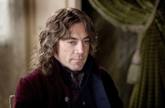 Javier Bardem in una scena del film L'ultimo inquisitore (2006)