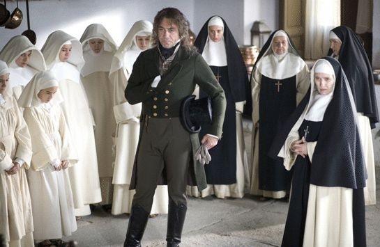 Javier Bardem in una scena de L'ultimo inquisitore