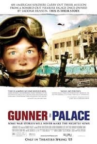 La locandina di Gunner Palace