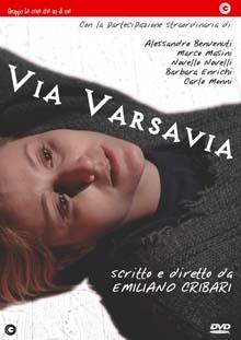 La locandina di Via Varsavia