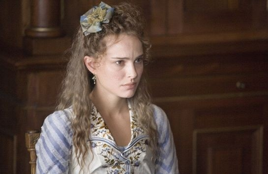 Natalie Portman in una scena del film L'ultimo inquisitore