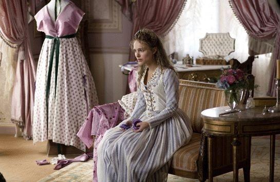 la bella Natalie Portman in una scena del film L'ultimo inquisitore