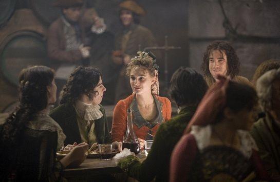 Natalie Portman in una sequenza del film L'ultimo inquisitore