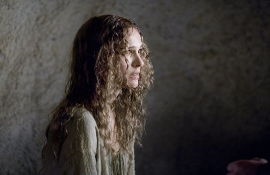 Natalie Portman in una immagine del film L'ultimo inquisitore