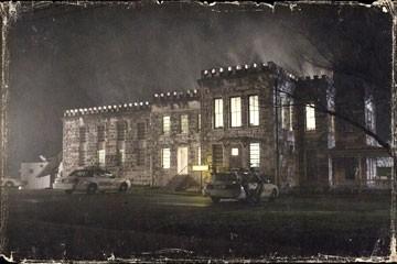 Una sequenza del film Planet Terror, episodio del double feature  Grind House