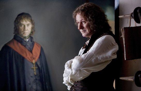 Una scena del film Goya's Ghosts (L'ultimo inquisitore)