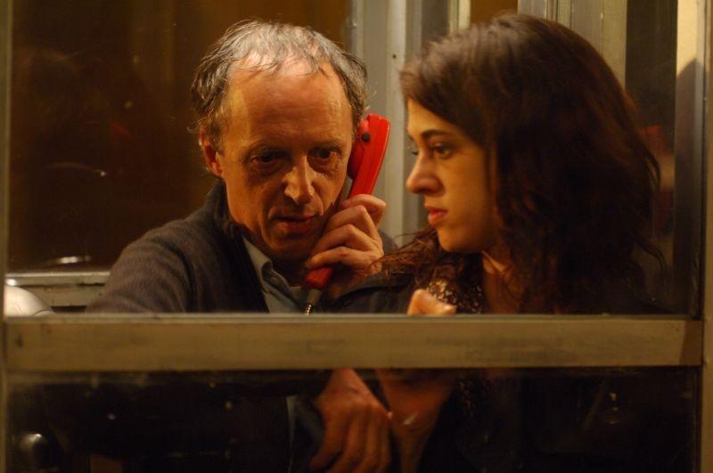 Dario e Asia Argento in una scena del film La terza Madre