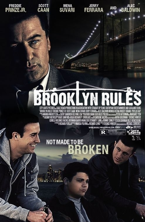 La locandina di Brooklyn Rules