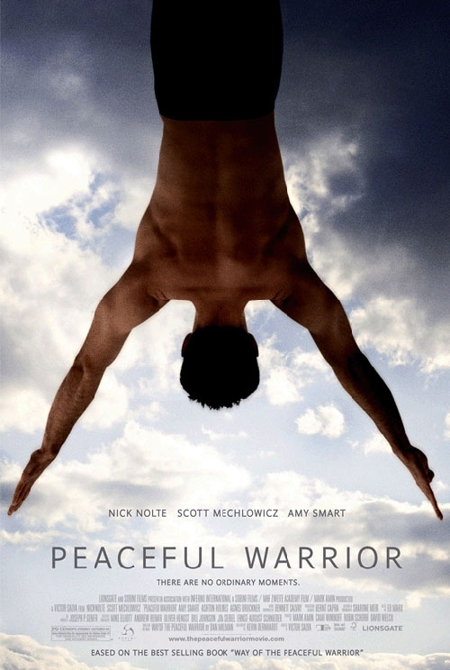 La locandina di Peaceful Warrior