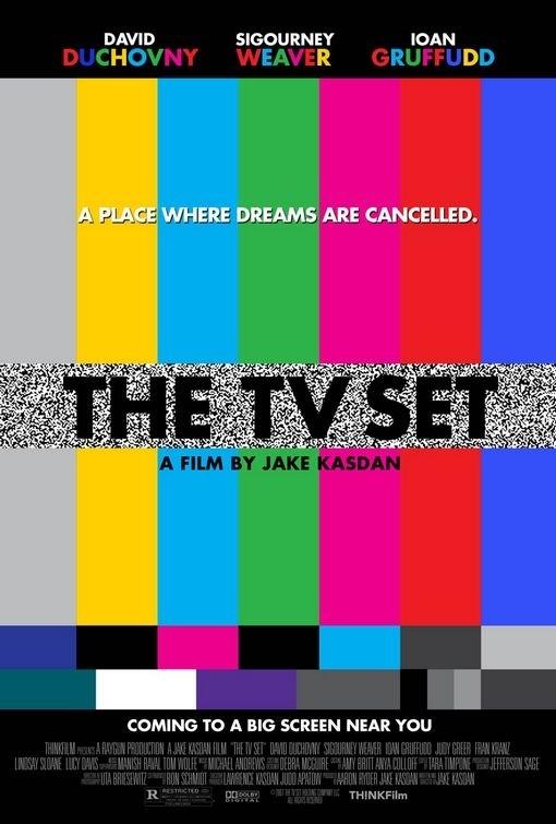 La locandina di The TV Set