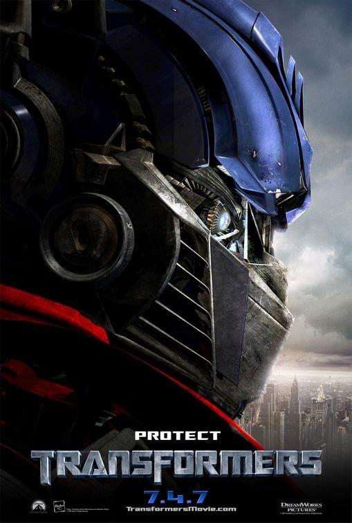 Un poster di Transformers