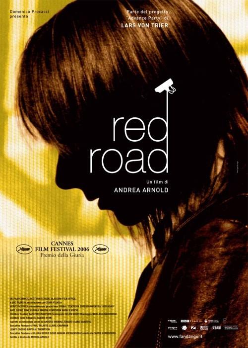 La locandina italiana di Red Road