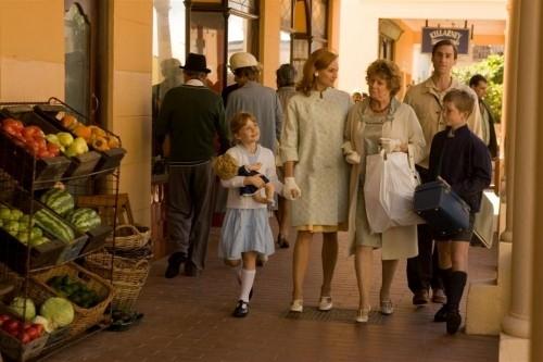 Diane Kruger e Joseph Fiennes in una scena del dramma 'Il colore della libertà'