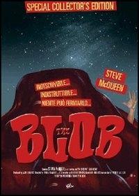 La copertina DVD di Blob - Special Collector's Edition