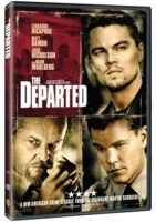 La copertina DVD di The Departed