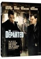 La copertina DVD di The Departed - ed. speciale (2 DVD)