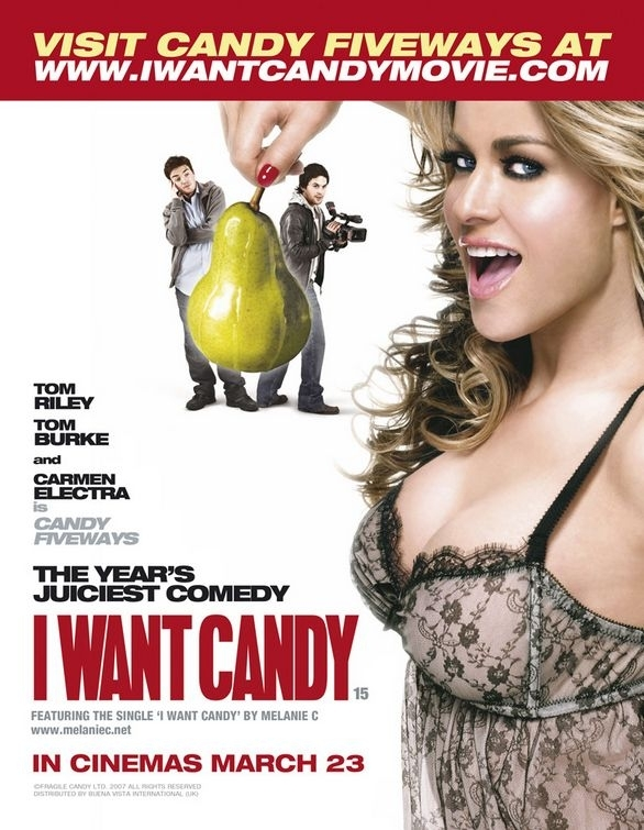 La locandina di I Want Candy