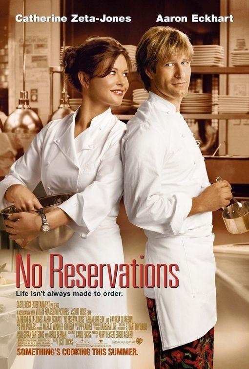 La locandina di No Reservations