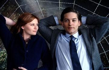 Kirsten Dunst e Tobey Maguire di novo insieme in Spider-Man 3