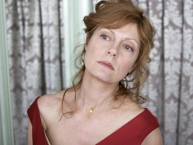 Susan Sarandon in una scena del film Irresistible