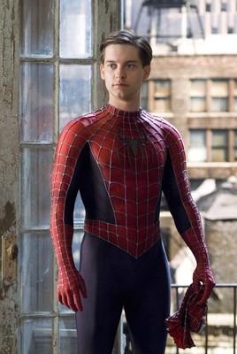 Tobey Maguire protagonista di Spider-Man 3