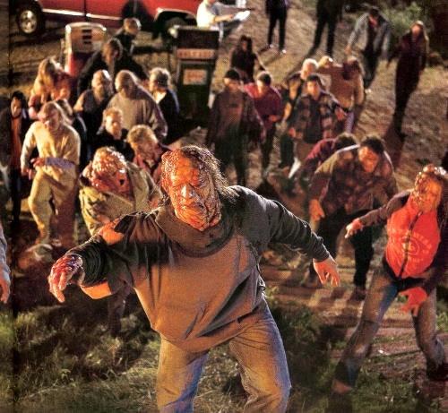 Una scena del film Grind House