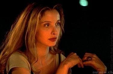 Julie Delpy in una scena del film 'Prima dell'alba'