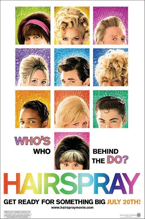 La locandina di Hairspray
