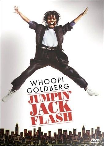 La locandina di Jumpin' Jack Flash