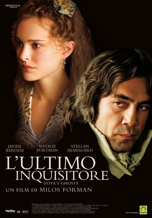 La locandina italiana de L'ultimo inquisitore