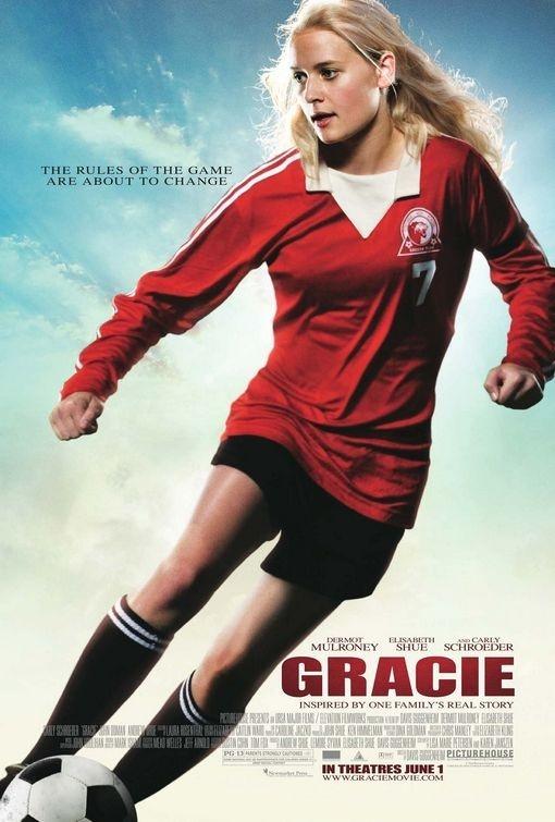 La locandina di Gracie