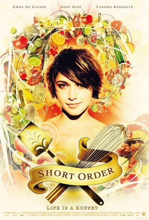 La locandina di Short Order
