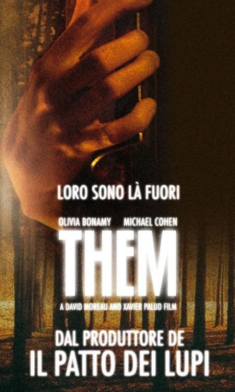 La locandina italiana di Them