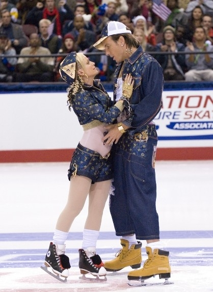Amy Poehler e Will Arnett in Blades of Glory