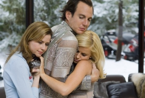 Amy Poehler, Jenna Fischer e Will Arnett in Blades of Glory