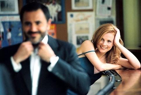 Isabelle Carré con José Garcia in Hotel a cinque stelle