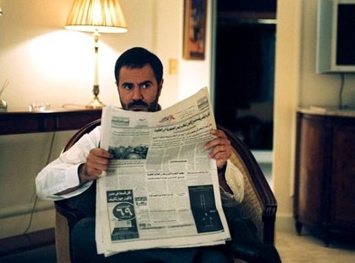 José Garcia in Hotel a cinque stelle