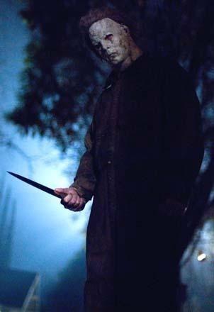 Tyler Mane nel film Halloween the beginning (2007)