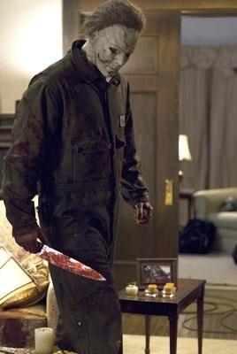 Tyler Mane in una scena del film Halloween - The beginning