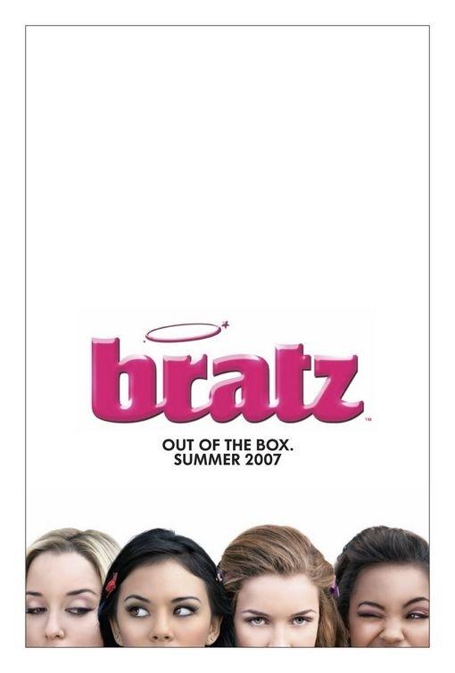 La locandina del film Bratz: The Movie