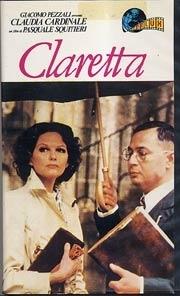 La locandina di Claretta