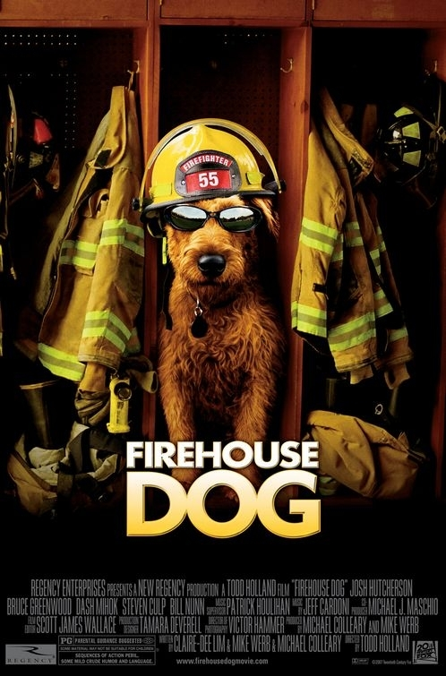La locandina di Firehouse Dog